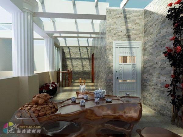 南宁翰林雅筑复式楼中楼室内装修装饰